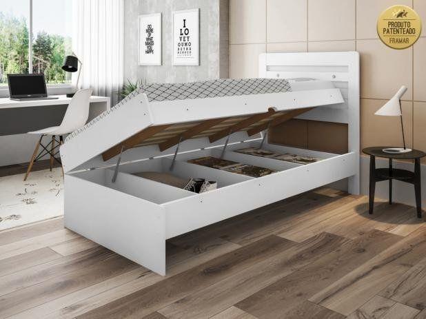 Quarto cama base colchão ZAP * - Foto 3