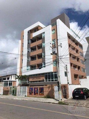 Apartamento com 2 dormitórios para alugar, 54 m² por R$ 1.570,00/mês - Bessa - João Pessoa