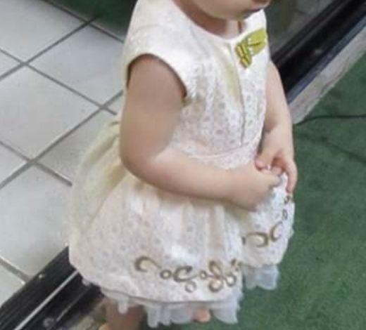 Vestido lindo 1 ano