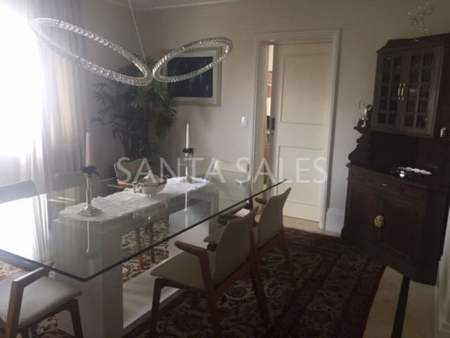 Apartamento para alugar com 4 dormitórios em Campo belo, São paulo cod:SS36181 - Foto 8