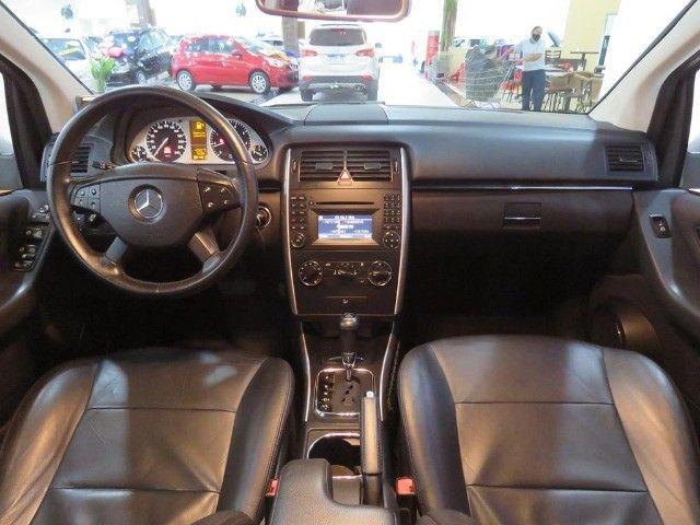 Mercedes-Benz B200 2.0 8v Turbo 4p Automático Top de Linha C/ Teto Panorâmico Único Dono - Foto 8