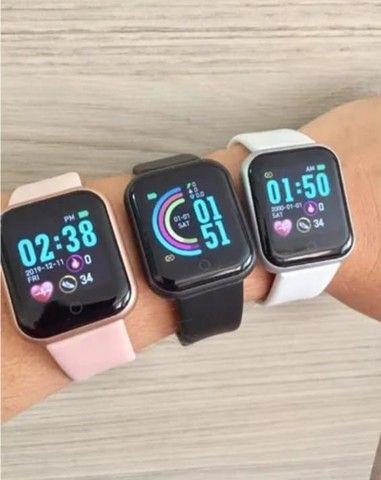 Kit relógios e Smartwatch TOP ?? - Foto 6