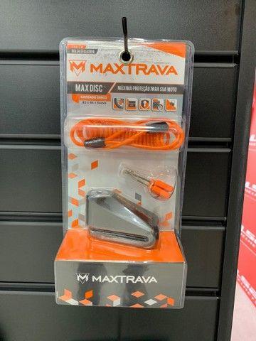Cadeado de disco Maxtrava Max Disc