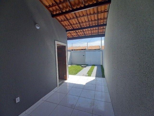 WS casa nova com 2 quartos 2 banheiros com documentação inclusa - Foto 5