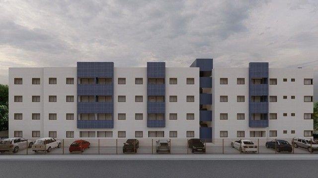 Apartamento para venda possui 50 metros quadrados com 2 quartos em Muçumagro - João Pessoa - Foto 2