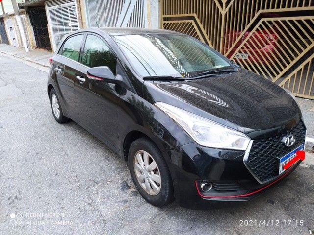 Hyundai  Hb20 Premium 1.6 Automático, Couro  2015  Ocasião !!!!!!!! - Foto 3