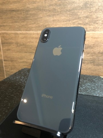 Iphone X 64GB PRETO - Novo sem caixa - Foto 3