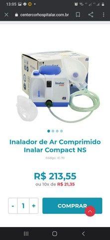 Inalador inalar compact - Foto 2