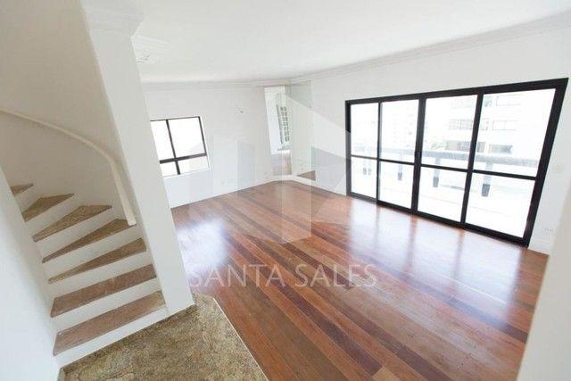 Belíssima cobertura duplex para locação - 4 dormitórios - Regiao de Moema - Foto 7