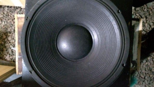Auto Falante 15 polegadas 450 RMS - Foto 2