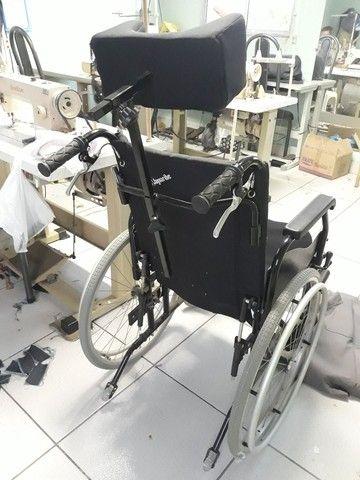 Cadeira de rodas reclinável  - Foto 3
