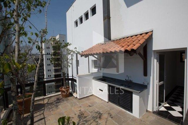Belíssima cobertura duplex para locação - 4 dormitórios - Regiao de Moema - Foto 6