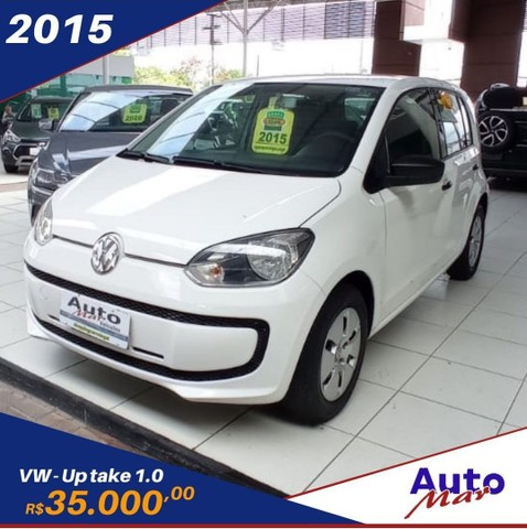 Veículo: VW UP TAKE 1.0 FLEX 4P <br>Ano: 2015