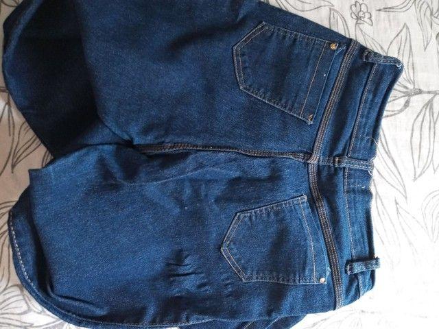 Calça jeans t 44  - Foto 2