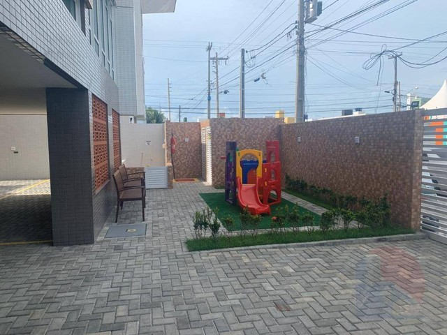 Apartamento com 2 dormitórios para alugar, 54 m² por R$ 1.570,00/mês - Bessa - João Pessoa - Foto 19