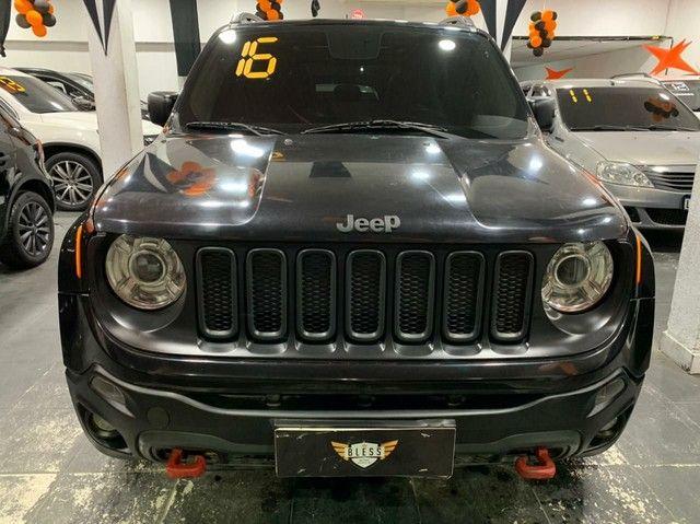 Jeep Renegade Trailhawk 2.0 4x4 Turbo DIESEL 2016  - Foto 6
