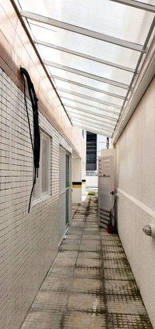Vendo térreo com 73 metros. Sendo 58 m. do apto. e 11 m. de quintal privativo + garagem. - Foto 2