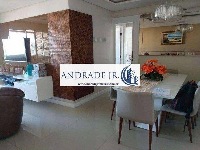 Apartamento nascente, ventilado e reformado no bairro de Fátima em ótima localização - Foto 2