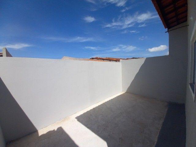 WS casa nova com 2 quartos 2 banheiros com documentação inclusa - Foto 15