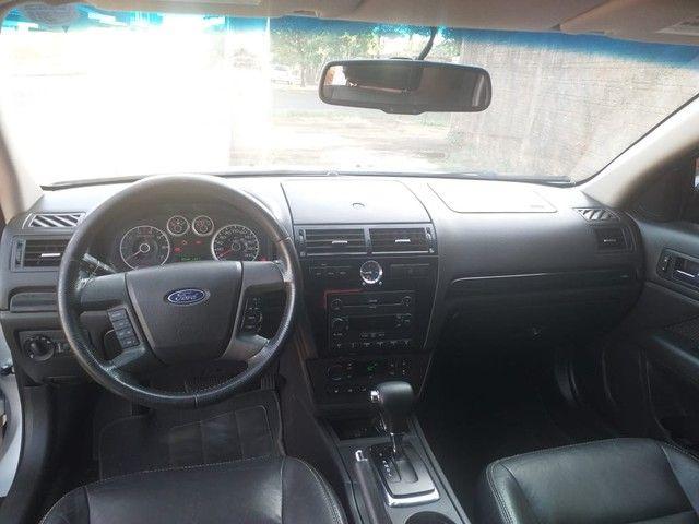 Ford fusion 2006 prata completo (Automático ) - Foto 11
