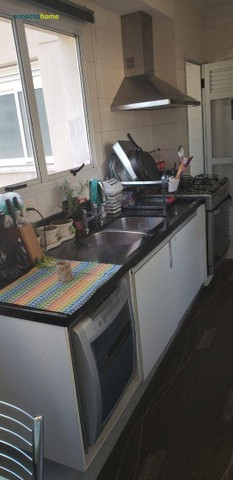 Apartamento com 164 m², 4 dormitórios e 3 Vagas no Tatuapé - Foto 11