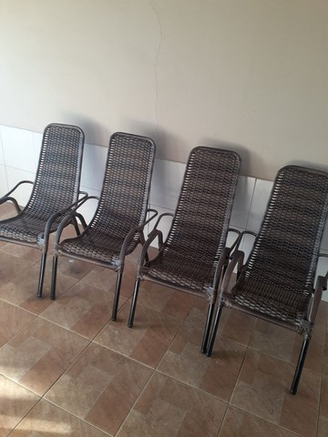Venda/reformas de cadeiras
