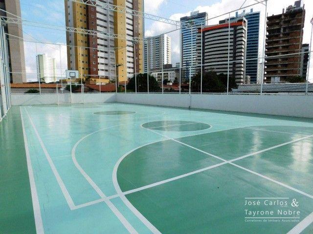Apartameto no Jardim Luna com 215m², 3 suítes, 4 vagas e vista mar - Foto 14
