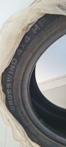 4 pneus 235/55R19 zero - Foto 2