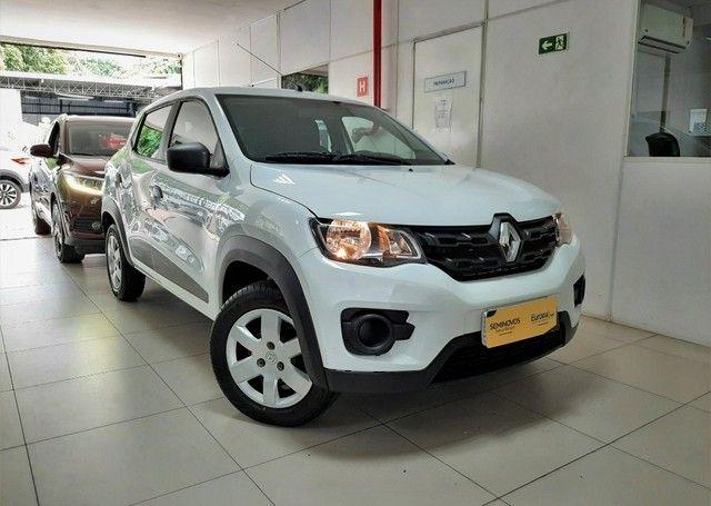 Renault Kwid Zen 1.0 Mt Flex - Foto 3