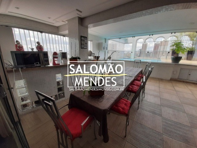 Cobertura duplex 500 m² no Umarizal, piscina 05 quartos, 5 vagas, 4 suítes - Foto 4