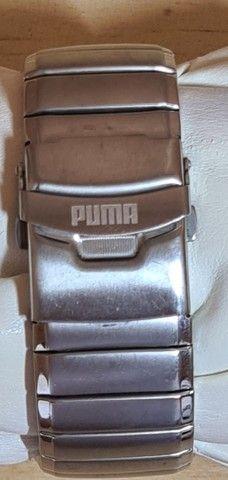 Relógio Puma 100% original Excelente estado - Foto 4