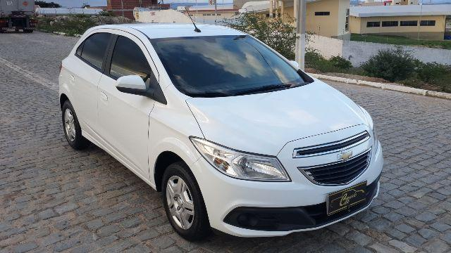 Gm - Chevrolet Onix LT completo My Link Extra