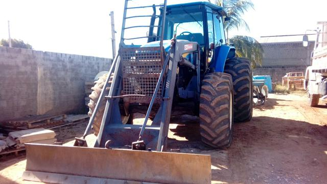 Trator new holland 7010 4x4 2013