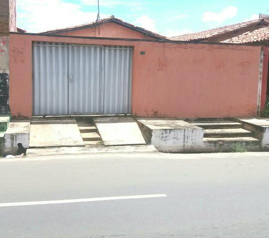 Casa na Avenida principal do Porto Alegre