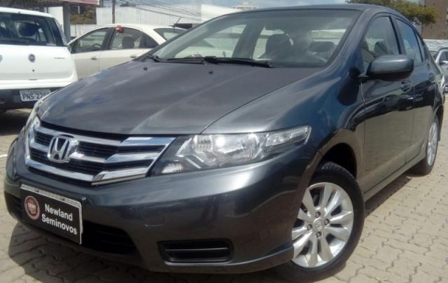 HONDA CITY 1.5 LX 16V FLEX 4P MANUAL.