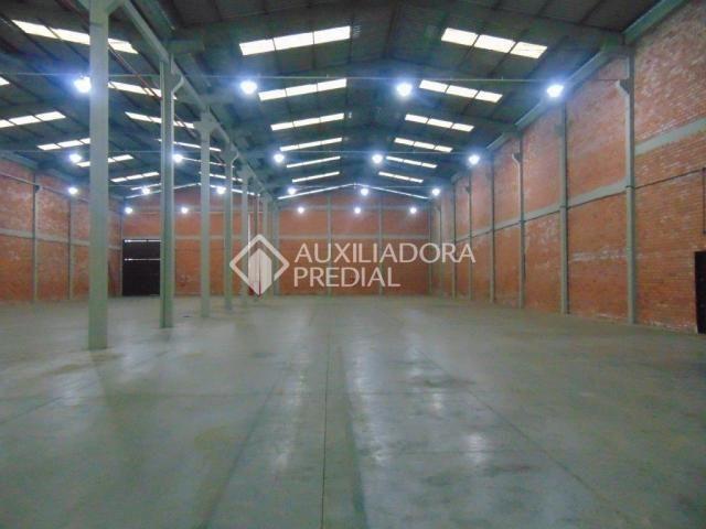 Galpão/depósito/armazém para alugar em Cruzeiro, Cachoeirinha cod:277304 - Foto 3