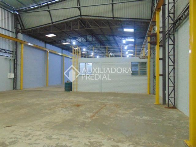 Galpão/depósito/armazém para alugar em Vila princesa izabel, Cachoeirinha cod:277292 - Foto 12