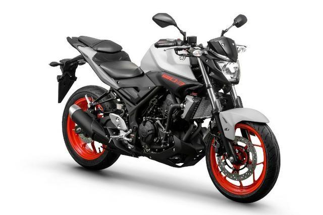 Yamaha Mt-03 Abs 2020 Novas Cores! informações whats 51996877898 Yamaha Sapiranga