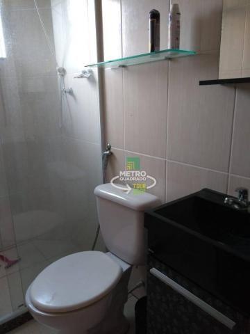Apartamento térreo com 2 dormitórios à venda, 48 m² por r$ 140.000 - enseada das gaivotas  - Foto 12