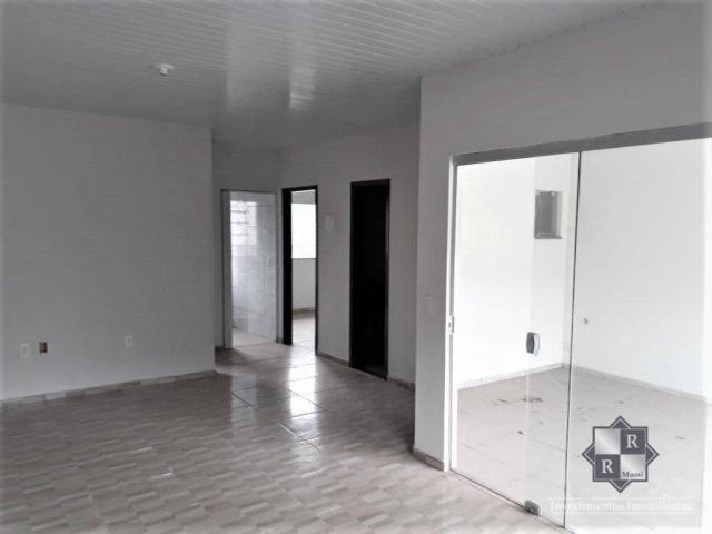 Casa com 2 dormitórios para alugar, 72 m² - São Cristovão - Três Barras/SC - Foto 3