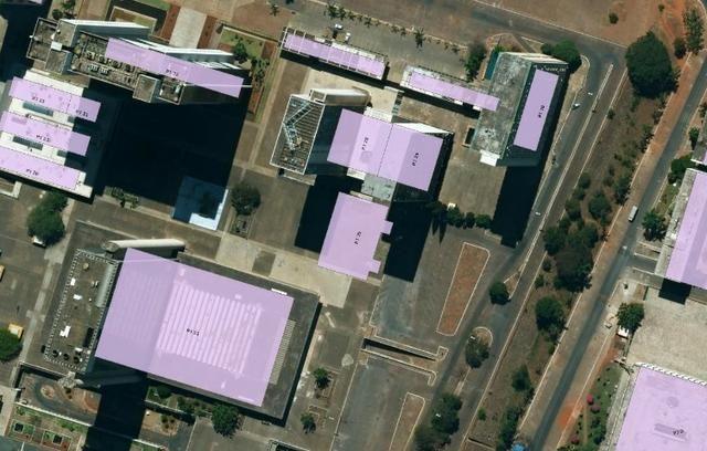 Imóvel comercial no centro de Brasilia, com 6763 m2