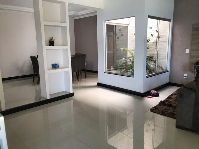 Linda casa de 3 qts, suíte em Condomínio Fechado de Sobradinho - Foto 5