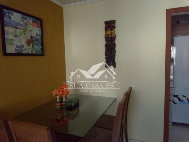 Apartamento à venda com 2 dormitórios em Morada de laranjeiras, Serra cod:AP263SO - Foto 6