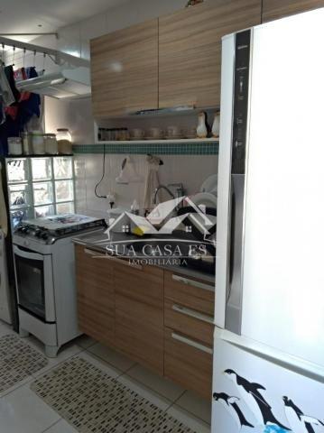 Apartamento à venda com 2 dormitórios em Morada de laranjeiras, Serra cod:AP263SO - Foto 5