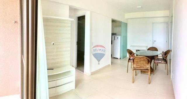 Apartamento com 2 dormitórios à venda, 52 m² por r$ 239.990,00 - ponta negra - natal/rn - Foto 4