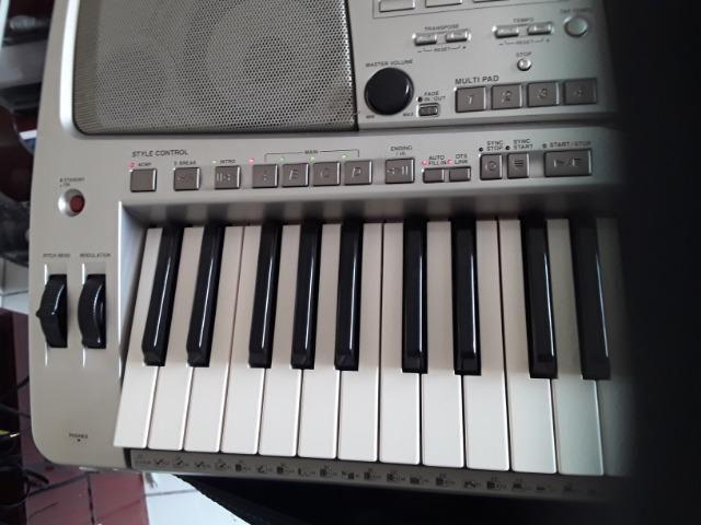 Psr yamaha 2100 seminovo - Instrumentos musicais - Perobal