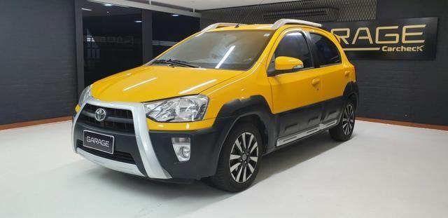 Toyota Etios HB Cross 1.5 Flex 2014/14 - Foto 4