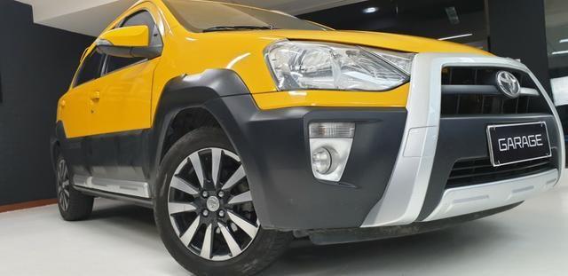 Toyota Etios HB Cross 1.5 Flex 2014/14 - Foto 2