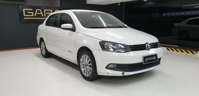 Vw-Volkswagen Novo Voyage GNV 1.6 Flex 2014/14 - Foto 2