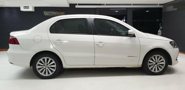 Vw-Volkswagen Novo Voyage GNV 1.6 Flex 2014/14 - Foto 5